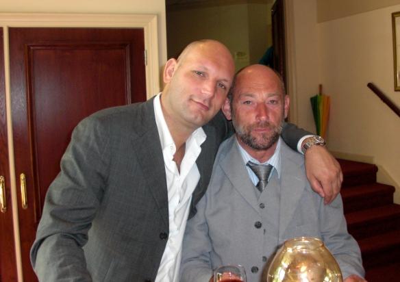 Denis en Hans Doeland
